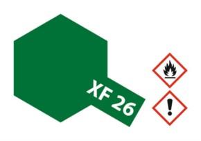 Acryl-Farbe XF26 dunkel-grün, matt 23 ml