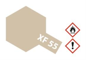 Acryl-Farbe XF55 deck-tan, matt 23 ml