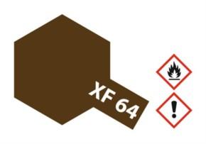 Acryl-Farbe XF64 rot-braun, matt 23 ml
