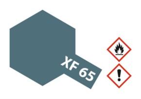 Acryl-Farbe XF65 feld-grau, matt 23 ml