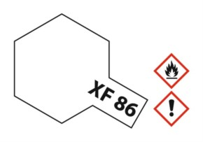 Acryl-Farbe XF-86 Klarlack matt 10 ml