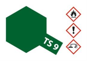 Acryl-Spray-Farbe TS 9 British-Grün 100 ml