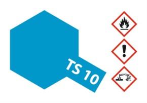 Acryl-Spray-Farbe TS 10 Franz. Blau 100 ml