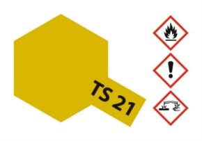 Acryl-Spray-Farbe TS 21 Gold 100 ml