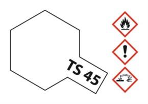 Acryl-Spray-Farbe TS 45 Perlweiss 100 ml