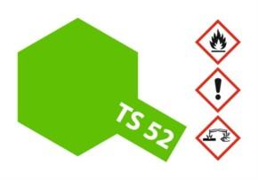 Acryl-Spray-Farbe TS 52 Candy Line grün 100 ml
