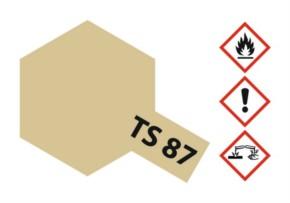 Acryl-Spray-Farbe TS 87 Titan-Gold 100 ml