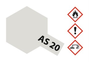 Acryl-Spray AS-20 Insignia weiss (USN) 100 ml