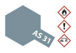 Acryl-Spray AS-31 ozeangrau 2 matt (RAF) 100 ml