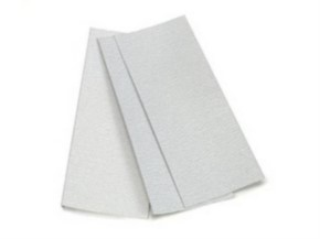 Schleifpapier Körnung P800, 3 Blätter