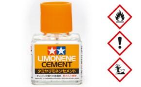 Plastikkleber Limone