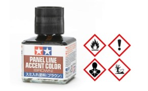 Panel Accent Color, braun, 40 ml