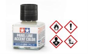 Panel Accent Color, grau, 40 ml