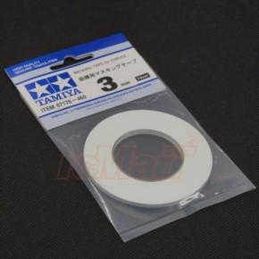 Masking Tape 3 mm, für Rundungen