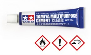 Multipurpose Cement Clear