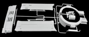 N-Parts Kotflügel- und Kühlergrillteile zu 56305
