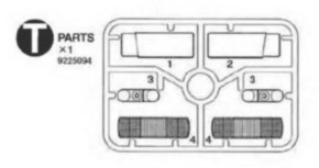 T-Parts zu Scania