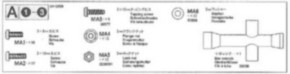 MA-Beutel Metallteilebeutel A zu 56306