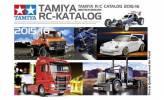 Tamiya RC-Katalog 2015/16