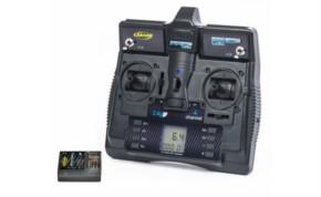 Reflex Stick Pro 3.1 4 Kanal, 2,4 GHz Fernsteuerset, LCD