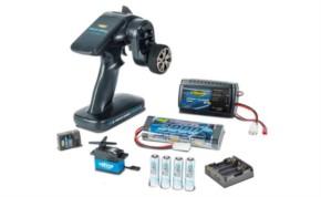 Reflex Pro 3 Elektro-Set 2,4 GHz-Set