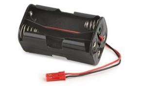 Batteriebox für 4 AA, Mignon
