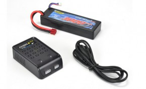 Ladeset LiPo Compact V2/7,4V/300mA