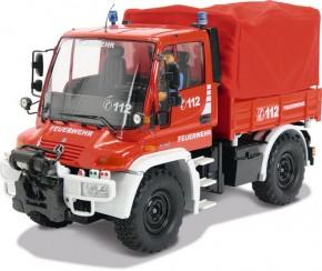 TL MB Unimog U300 Feuerwehr RTR 2,4Ghz