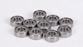 10 Kugellager außen 11 mm, innen 5 mm, 4 mm hoch