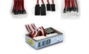 LED-Truck Lightunit, einfache Lichtanlage