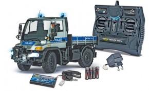 MB Unimog U300 Polizei RTR