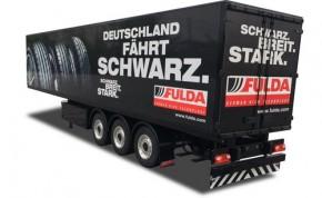 Fulda Kofferauflieger, 3-Achs-Auflieger
