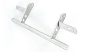 Unterfahrschutz mit Rücklichthalter für Muldenkipper