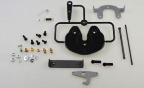 SAF Sattelkupplung Kunststoff (MFC geeignet)