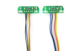7-Kammer LED-Platine Uni 12 V