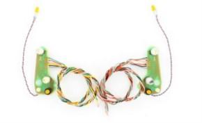 MB LED-Scheinwerferplatine, vorne für 7,2V