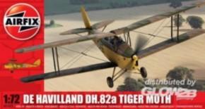 de Havilland Tiger Moth, demnächst