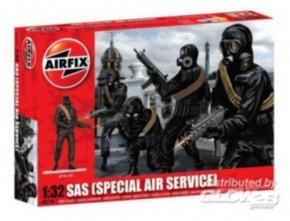 SAS Special Air Service, demnächst