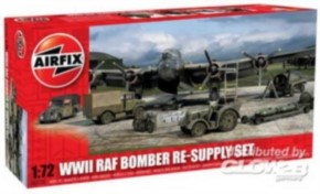 WWII Bomber Re-Supply Set