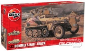 Rommels`s Half Track