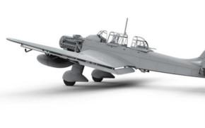 Junkers Ju 87 B1