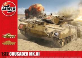 Crusader MK III Tank