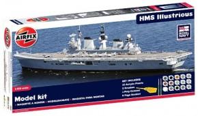 HMS Illustrious, Geschenk-Set
