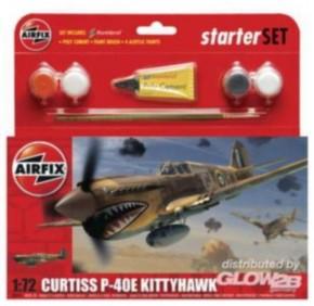 Curtiss P-40E Kittyhawk, erscheint noch