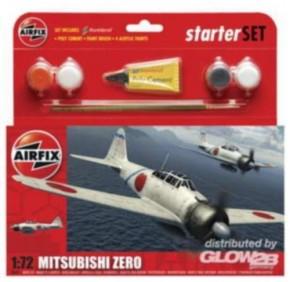 Mitsubishi Zero Aircraft
