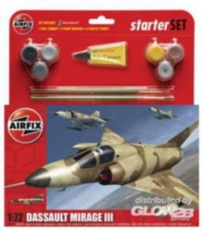 Mirage 111, erscheint noch