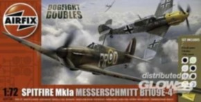 Dogfight Double Spitfire 1A/Bf 109E
