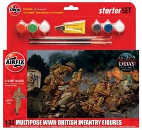 WWII brit Infantry Multipose Gift Set, demnächst
