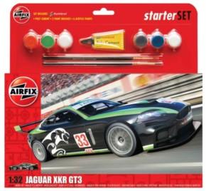 Jaguar XKG GT3 Fansy Scheme, Gift Set, demnächst