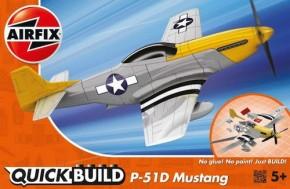 P-51D Mustang, Easy Kit